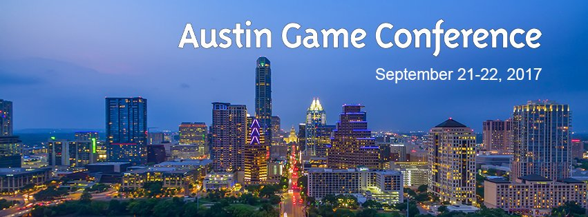 Austin Game Conference 2017