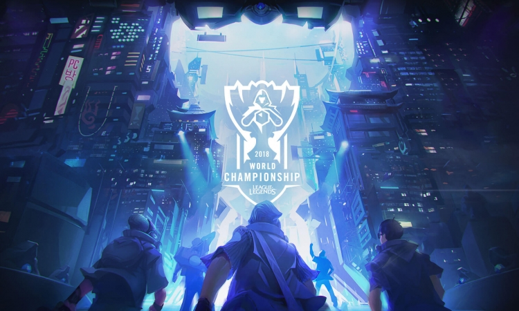 Чемпионат мира по League of Legends 2018