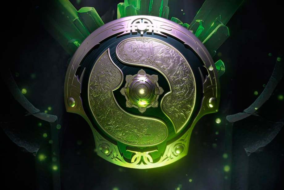 Пабстомп по The International 8  в Cyberspace