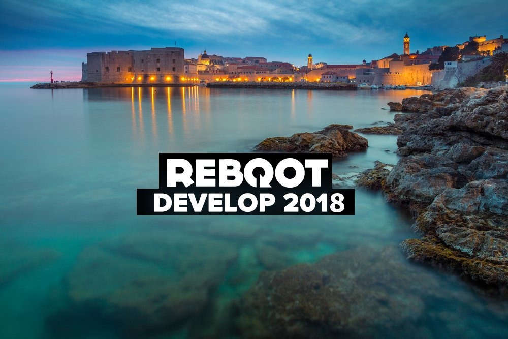 Reboot Develop 2018