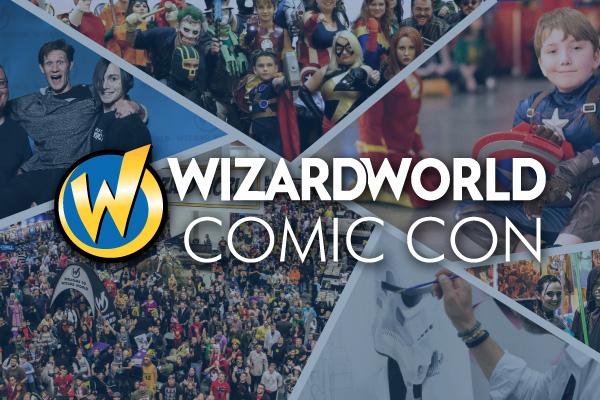 Wizard World ComicCon 2019
