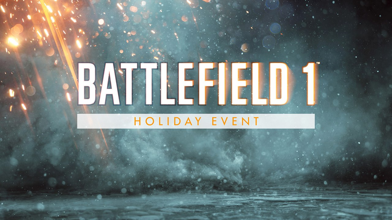 Battlefield 1 Holiday Event