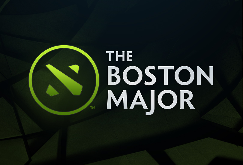 Dota 2 The Boston Major 2016