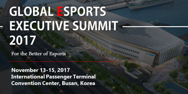Global Esports Executive Summit 2017