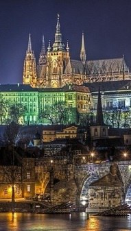 White Night Prague 2017