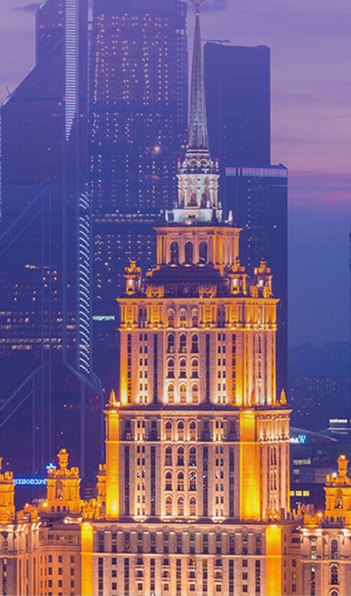White Nights Moscow 2017