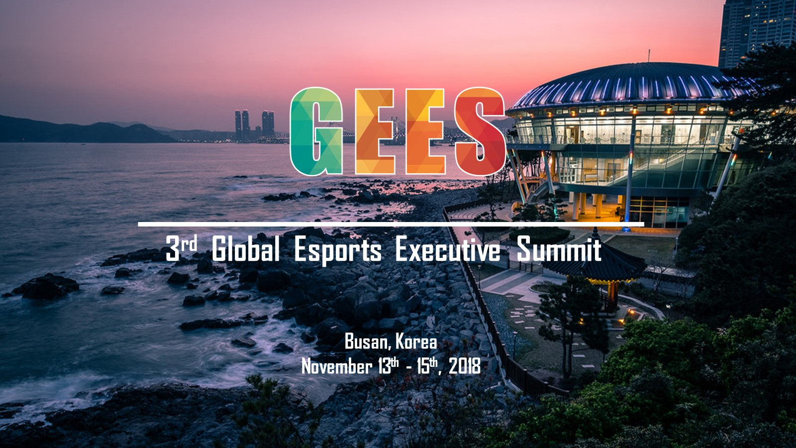 Global Esports Executive Summit 2018