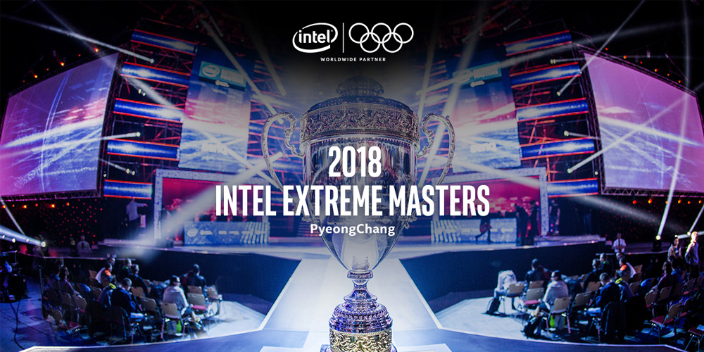Intel Extreme Masters 2018