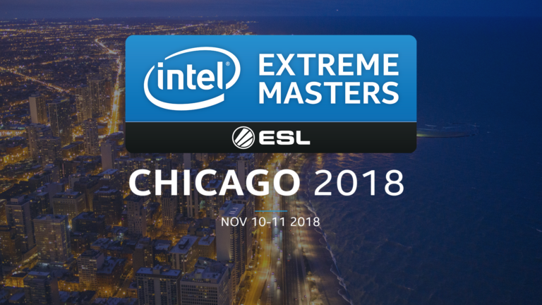 Intel Extreme Masters Chicago 2018