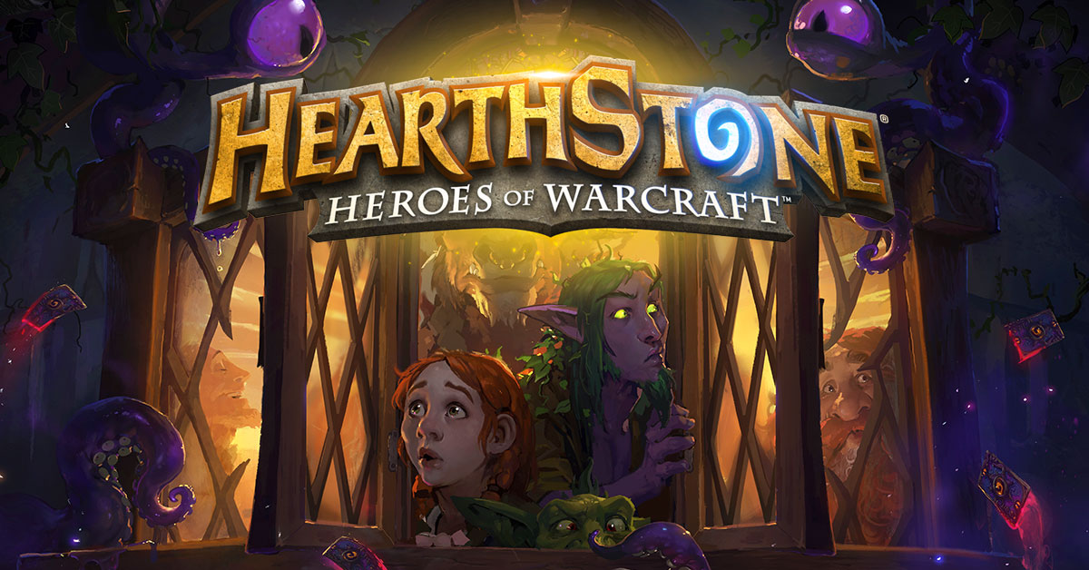 TAVERN OF HEROES. ТУРНИР ПО HEARTHSTONE [14.01.2018]
