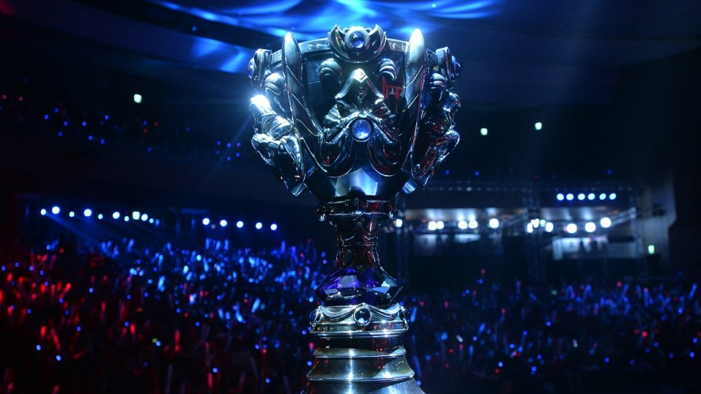 Чемпионат мира по League of Legends 2019