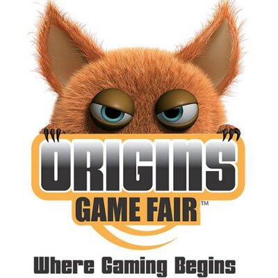 Origins Game Fair 2019