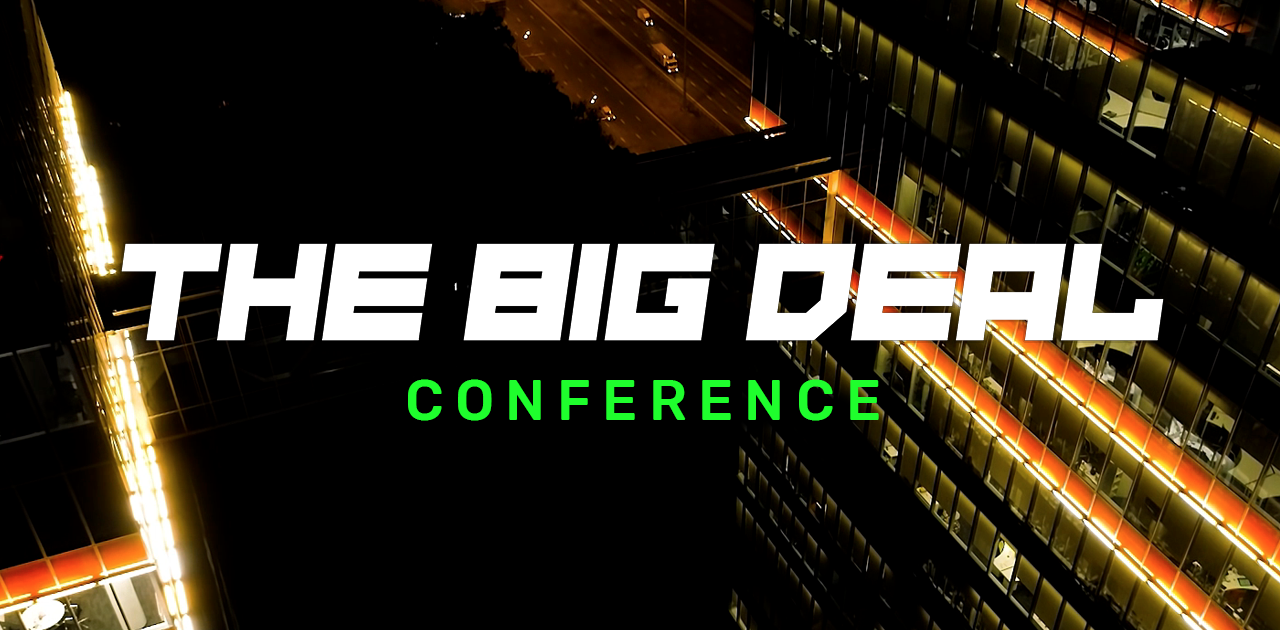 The Big Deal Conference 2019