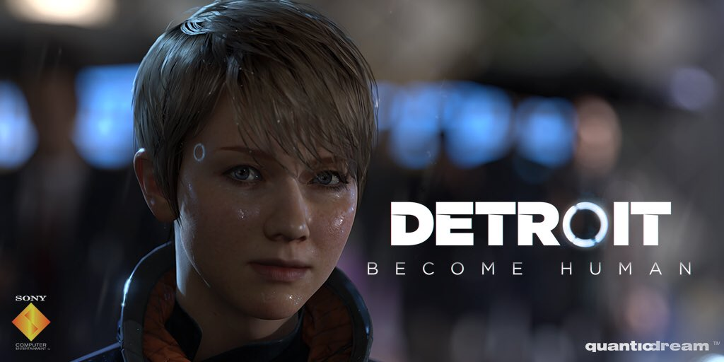 DETROIT. BECOME HUMAN. Новости.