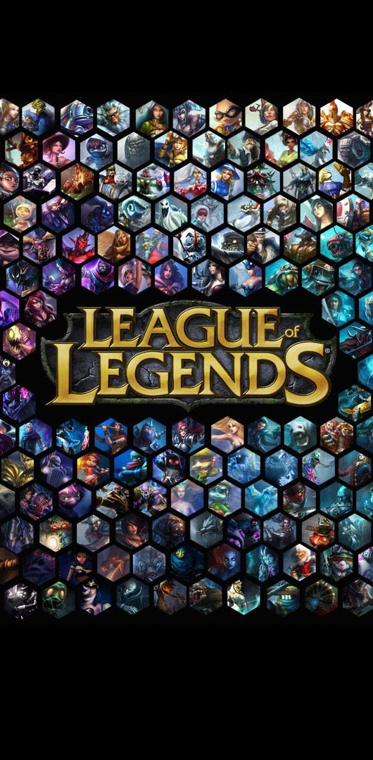 Энциклопедия League of legends